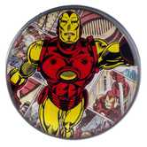 Iron Man Metal Drawer Knob